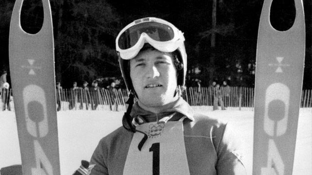 Esquiadores Míticos Franz Klammer