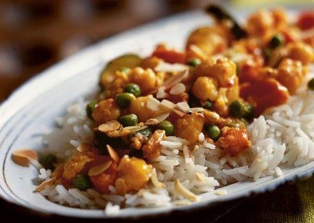 Vegetables Korma #Vegetarian #Indian #Kurma