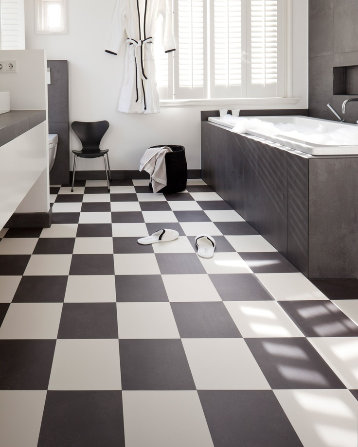 1000 images about floors on pinterest vinyls retro print and tes - Tegels badkamer vloer wit zwemwater ...