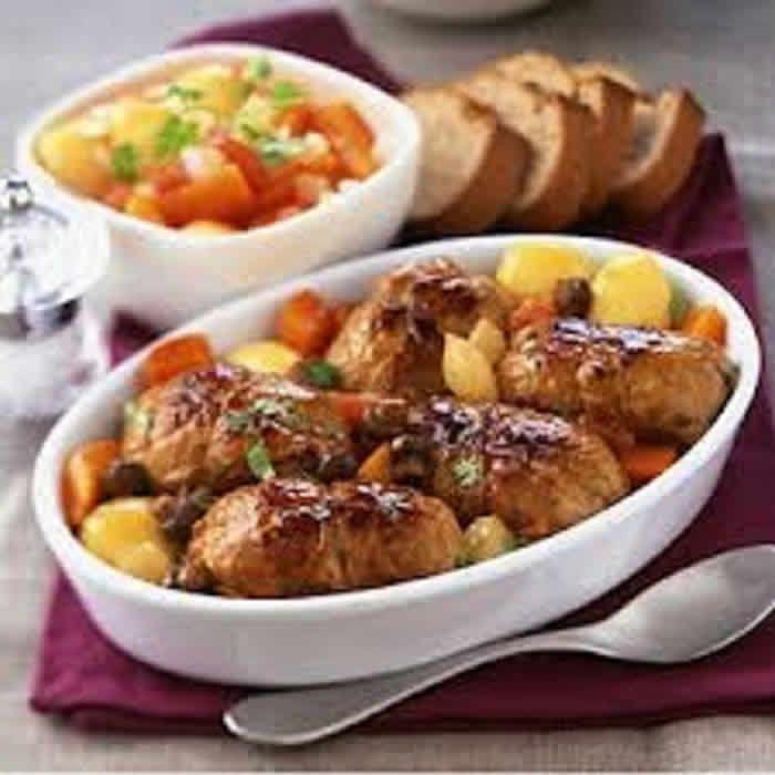 paupiettes boeuf pommes de terre cookeo, voila une des recettes les plus faciles avec le cookeo pour préparer votre plat principal.