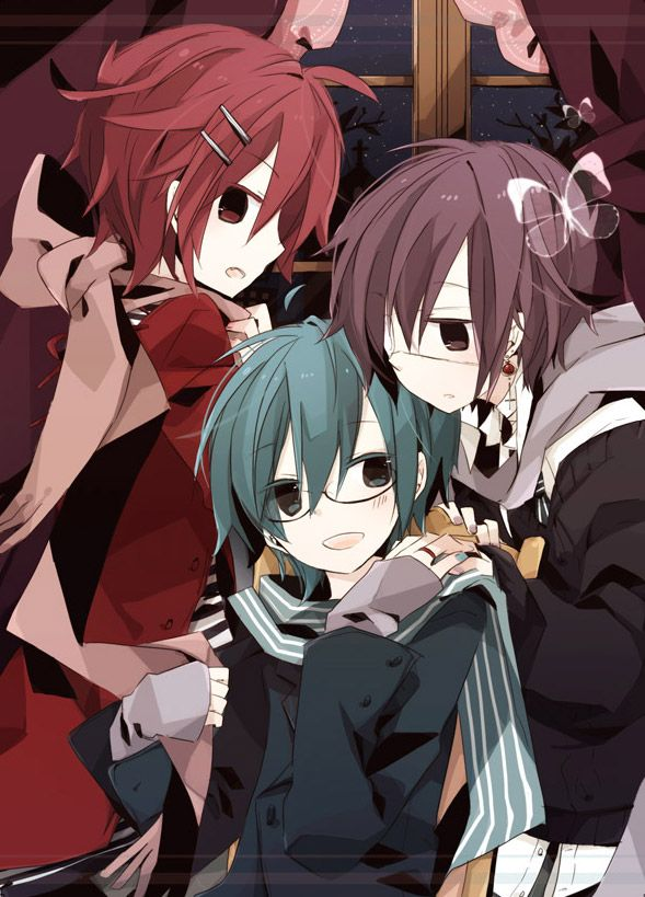 55 best Shion Family images on Pinterest | Vocaloid, Kaito ...