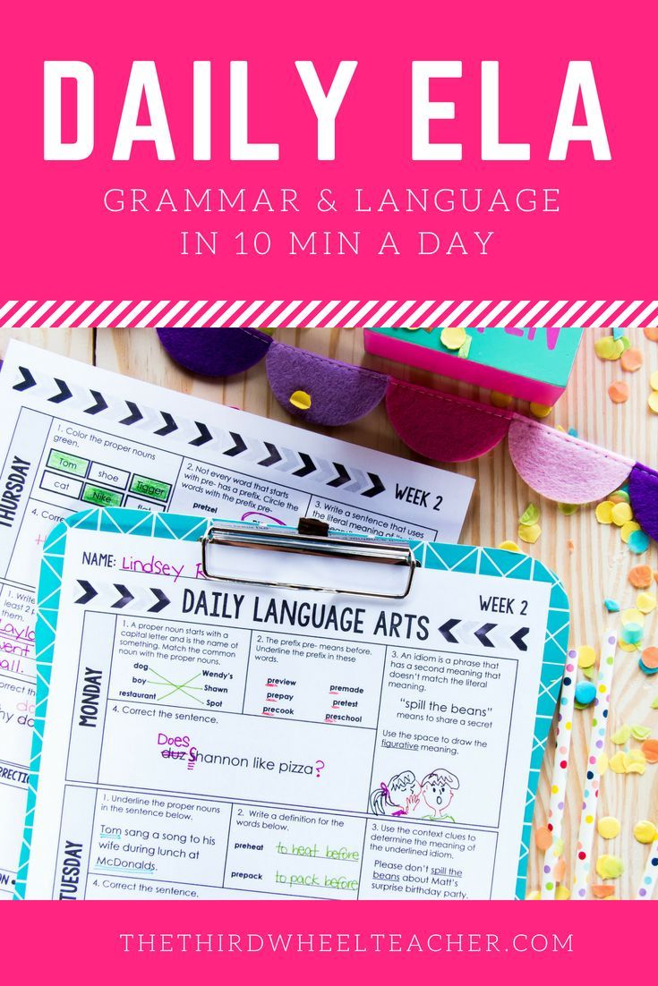 small resolution of Looking for easy-to-use activities to teach grammar
