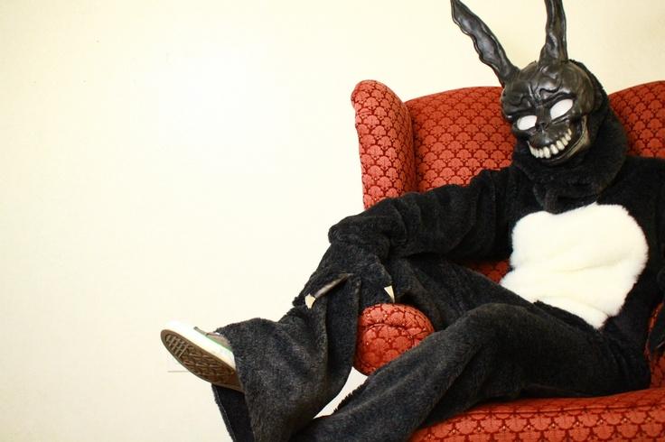 Frank the Bunny Costume, Donnie Darko Costume | eBay