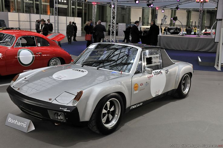1970 Porsche 914/6 GT, ex-Kremer