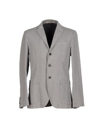 #At.p.co giacca uomo Grigio chiaro  ad Euro 81.00 in #At p co #Uomo abiti e giacche giacche
