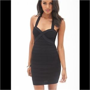 I just discovered this while shopping on Poshmark: TIGHT FITTING BANDAGE DRESS…
