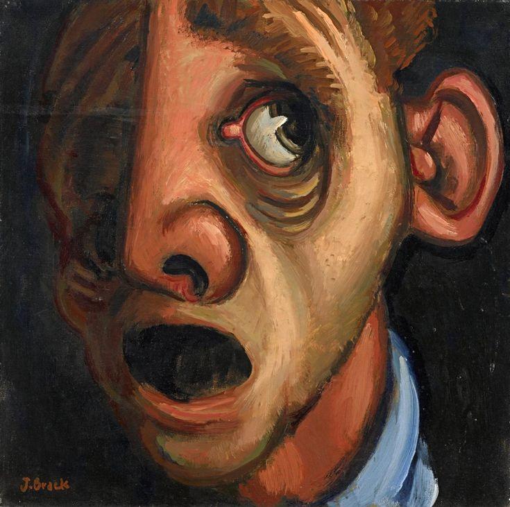 Albert Lee Tucker (1914 -1999),   was een Australische kunstenaar, belangrijkste inspiratiebronnen van Tucker zijn, expressionisten en sociale realisten.Werk  van twee belangrijke emigrant kunstenaars, Josl Bergner en Danila Vassilieff , waren ook van invloed. Tucker had ook een ontmoeting met leden van de Contemporary Art Society , die in opstand tegen de Australische Academie van Beeldende Kunsten, die werd verondersteld om conservatieve kunst en niet de modernisten te promoten.