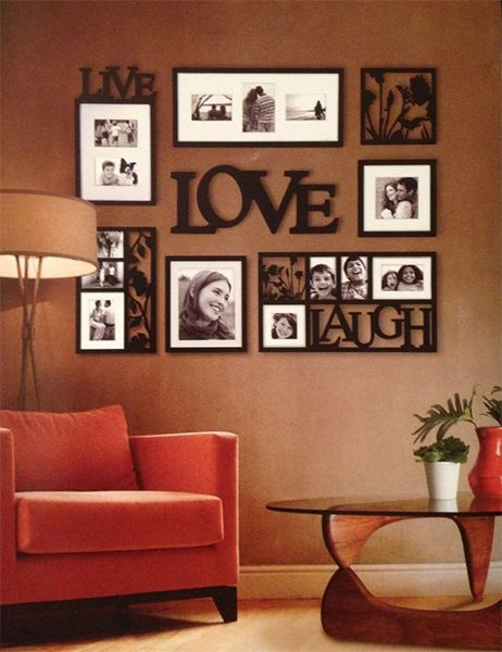 How to add character to your living room #livingroom #wall #walldecor