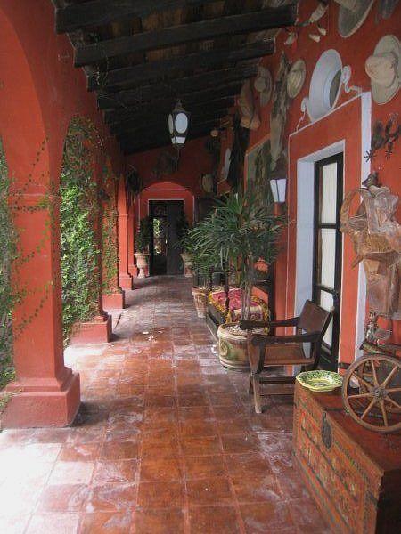 Quinta Quebrada, San Miguel de Allende, Mexico