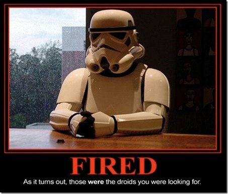 fired, stormtrooper