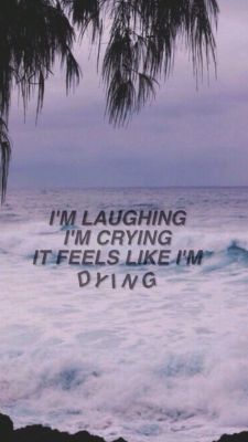 Melanie Martinez - Pity Party Estou rindo, estou chorando, parece que estou morrendo