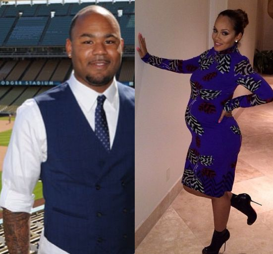 Tyra Banks Dad: Evelyn Lozada And Carl Crawford