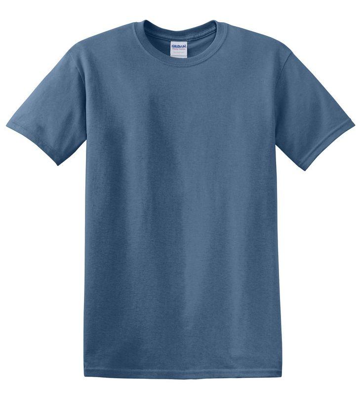 Gildan gildan new iwpf men heavy cotton tshirt