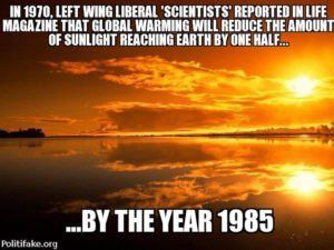 Global Warming Myth Busted – 6 Pictures Expose The Biggest Liberal Scam Ever