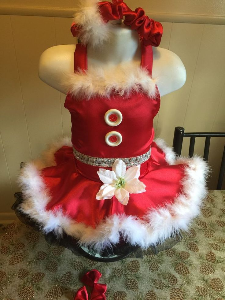 National Pageant Christmas Holiday Casual Wear Dress Size 6 15 Months | eBay