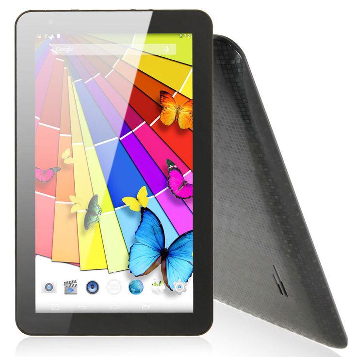 OSHION 7  TABLET Quad Core Tablet PC Android 4.4 1GB 12GB Black