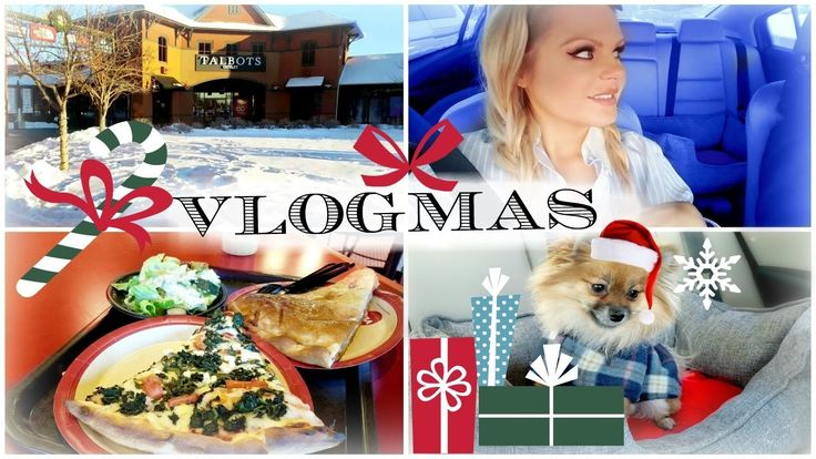VLOGMAS Castle Rock outlets, Denver Colorado