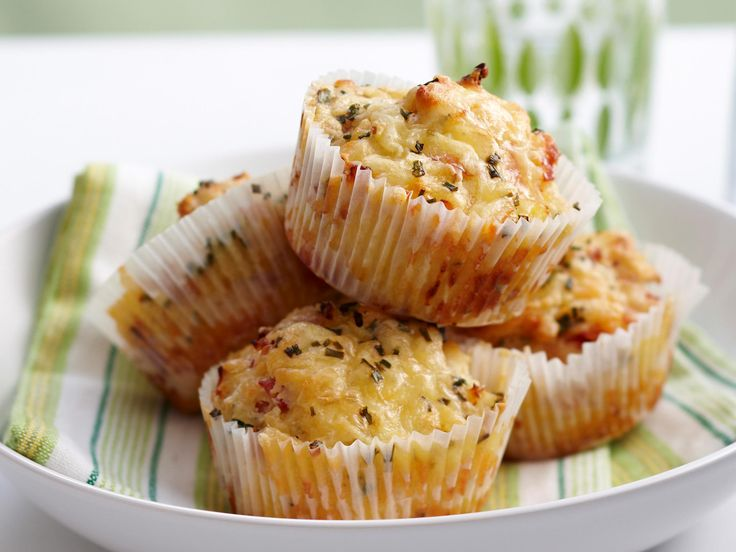 Cheesy ham and pineapple muffins, ham and bacon recipe, brought to you by Woman's Day