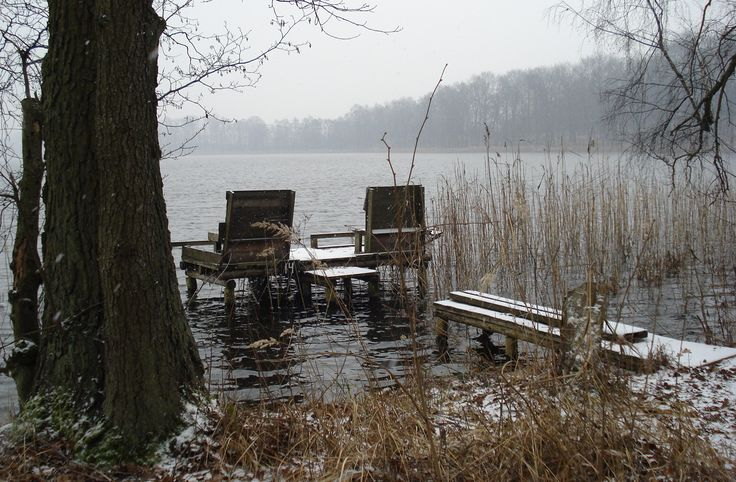 Wałcz. Jezioro Raduń.