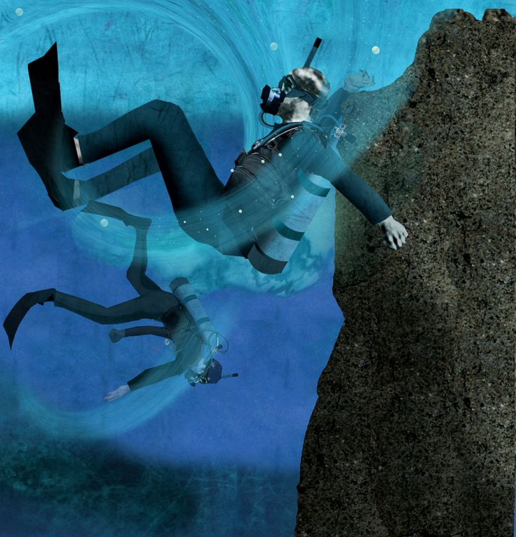 """Another case study in our Dive Training series """"Lessons For Life"""": Always get a proper orientation for a site you've never dived. Scuba diving accidents and safety tips."""
