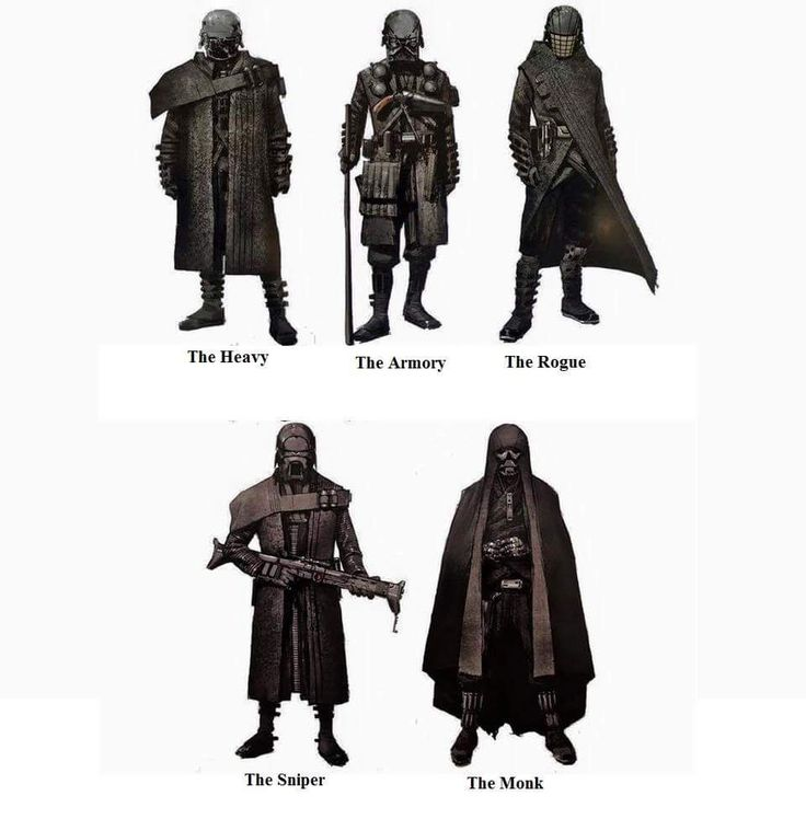 The Knights of Ren: From Concept to Creation