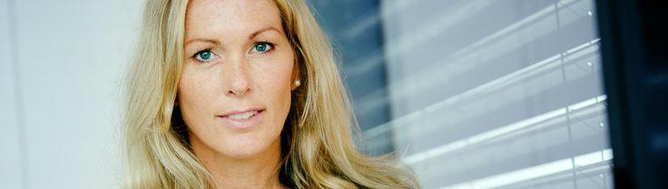 Anita Krohn Traaseth, samfunnsengasjert næringslivsleder, blogger og forfatter