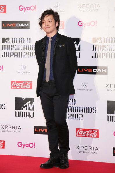 Daichi Miura Photos: MTV Video Music Japan 2012 - Red Carpet