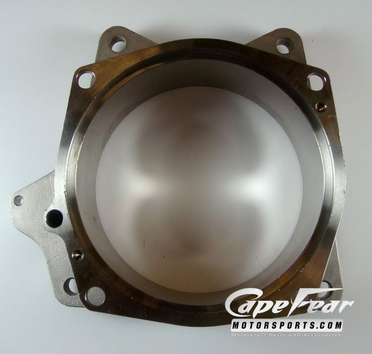 SR210 SR230  Wear Ring Housing Yamaha HO AR SR SX 210 230   ONE PIECE STAINLESS