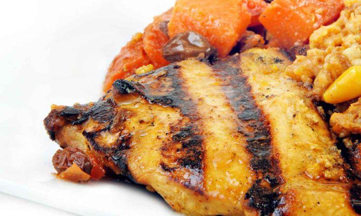 La cuisine de la Toscane est riche en saveurs, qualité que vous irez chercher avec cette marinade de poulet grillé.   Le Poulet du Québec