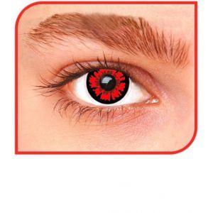 Découvrez toute notre gamme de lentilles fantaisies pour vos déguisements, changez votre regard avec ces lentilles rouges volturi.