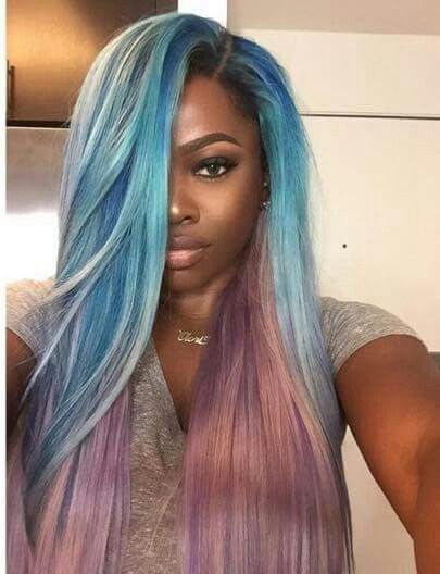 sew in hair styles 277 best bludr33m images on colourful hair 2993