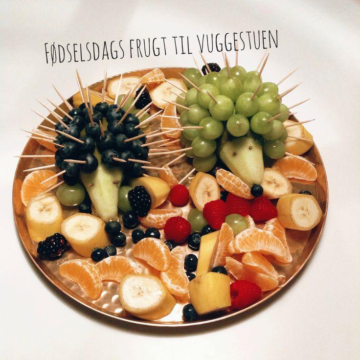 Frugt dyr Fruit animals Kids /børn