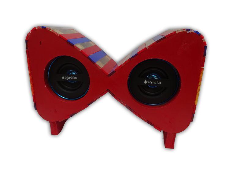 Bluetooth Speaker. Y10 Resistant Materials.