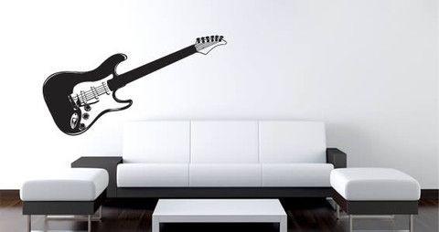 Be Rock'n'roll with this cool decal.  Visit this link for more designs: https://limelight-vinyl.myshopify.com/