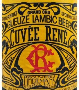 Lindemans Oude Gueuze Cuvée René Volume Pack 75 cl