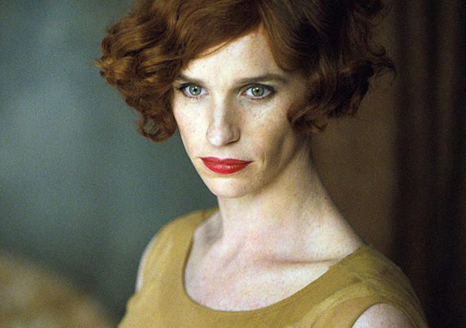 "Guess Who? It's Oscar Winner, Eddie Redmayne, in Tom Hopper's ""The Danish Girl"". Get ready for Oscar #2 !!"