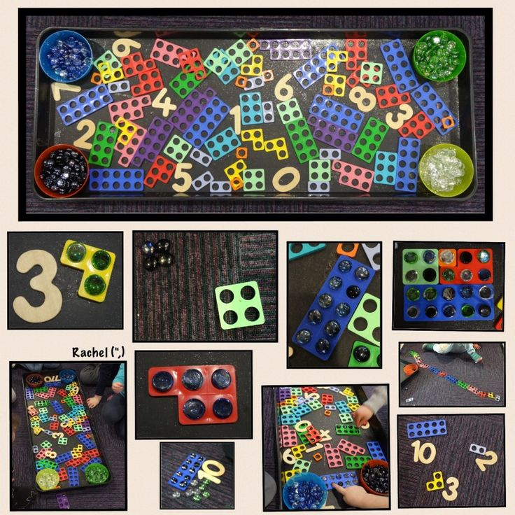 "Numicon Play from Rachel ("",)"