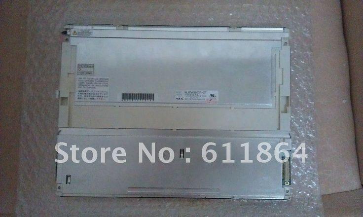 12.1 дюймовый ЖК-Экран Панель NL8060BC31-27 800*600 Используется 100% Испытанная деятельность Идеальный качество Гарантированность 60 Дней