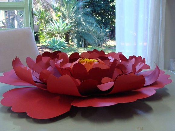 Peônia gigante - 50 cm