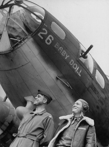 Air America: U.S. Bombers and Their Crews in World War II England | LIFE.com