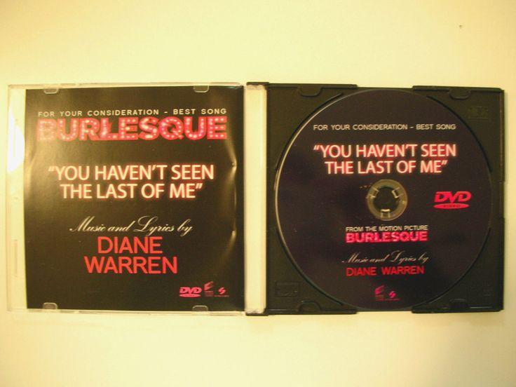 Burlesque Video