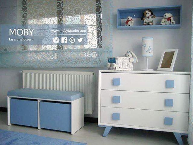 Altun Ailesi için özel olarak hazırlanan Bebek Odası Çalışması - 2014 www.mobytasarim.com  #bebekodasi #bebekodalari #baby #babyroom #babyboy #babyshower #babydecoration #babydecor #decor #decoration #interior #interiorfurniture #interiordesign #design #furniture #dekor #dekorasyon #icmimar #instalike #icmimarlik #mobilya #tasarim #instagood