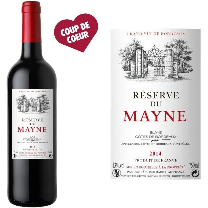 2.99 € ❤ En #Soldes #Vins ! Réserve du Mayne Blaye Côtes de #Bordeaux 2014 ➡ https://ad.zanox.com/ppc/?28290640C84663587&ulp=[[http://www.cdiscount.com/vin-champagne/vin-rouge/reserve-du-mayne-blaye-cotes-de-bordeaux-2014/f-129330105-resmayne14.html?refer=zanoxpb&cid=affil&cm_mmc=zanoxpb-_-userid]]