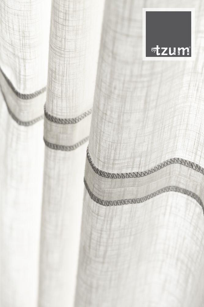 Original #curtains for an easy lifestyle. Puur, fris en natuurlijk. Mooie #gordijnen voor de woonkamer of slaapkamer.