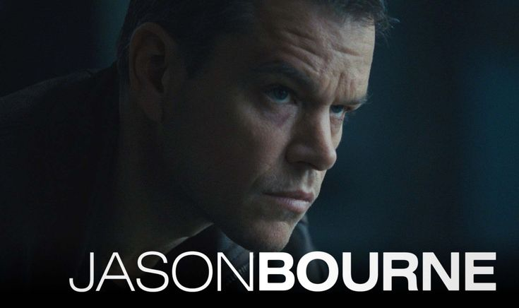 Jason Bourne Movie 2016 Fantastic Wallpapers
