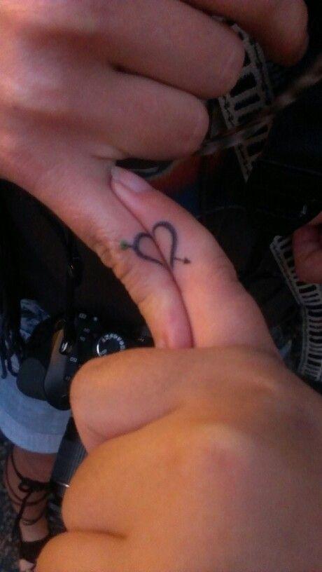 Matching sister tattoos @Christina Childress Childress Childress Pollard