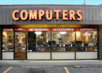 tienda de informatica