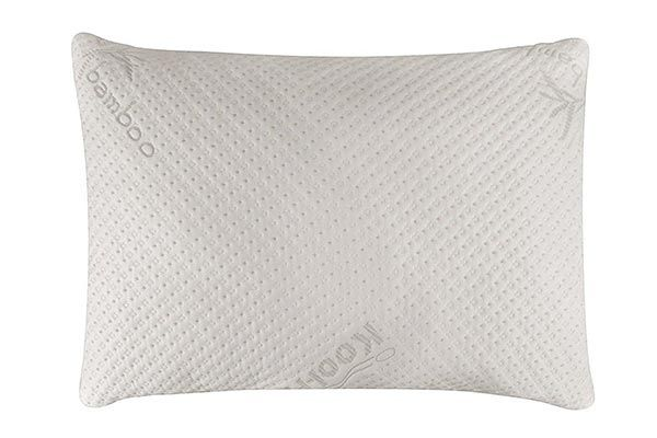 Top 9 Best Memory Foam Pillows In 2020 With Images Memory Foam
