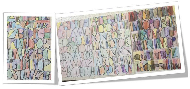 Paul Klee et l'alphabet   Bout de Gomme
