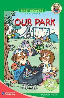 """""""Our Park"""" to earn the Rosie petal - Make the World a Better Place.  We had also planned to do a park cleanup for the same meeting, but it rained."""